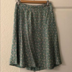 Marc Jacobs silk skirt